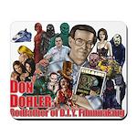 Don Dohler Mousepad