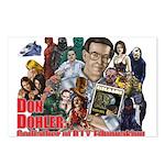 Don Dohler Postcards (Package of 8)