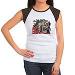 Don Dohler Women's Cap Sleeve T-Shirt