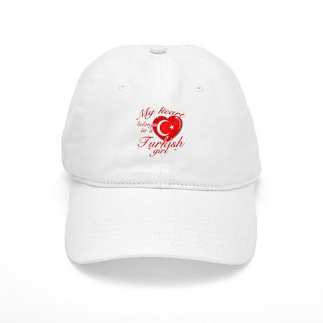 Turkish Valentine's designs Cap