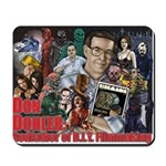 Don Dohler w bkgd Mousepad