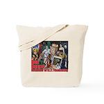 Don Dohler w bkgd Tote Bag