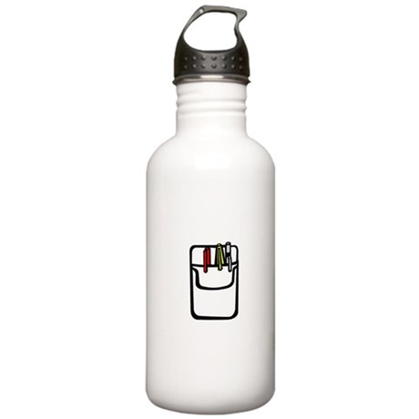 Pocket Protector Stainless Water Bottle 1.0L
