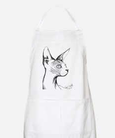 Hairless Profile Apron