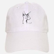 Hairless Profile Baseball Baseball Cap