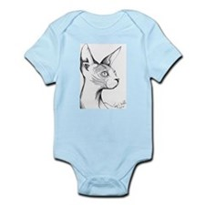 Hairless Profile Infant Bodysuit