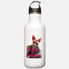 Cool Hairless cat Water Bottle