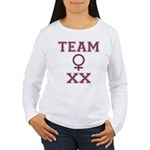 Team Women Women's Long Sleeve T-Shirt