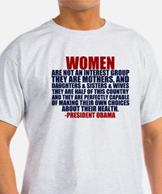 Pro Choice Women T-Shirt
