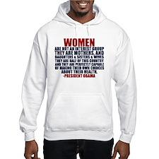 Pro Choice Women Hoodie
