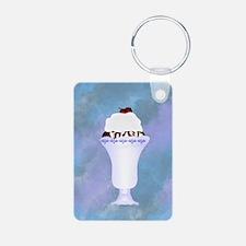 Sundae Keychains