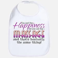 Happiness Massage Bib