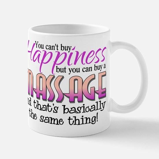 Happiness Massage Mug