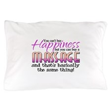 Happiness Massage Pillow Case