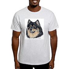 Finnish Lapphund Ash Grey T-Shirt