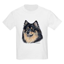 Finnish Lapphund Kids T-Shirt