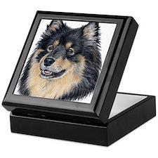 Finnish Lapphund Keepsake Box
