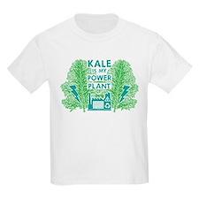 Kale Power Plant T-Shirt