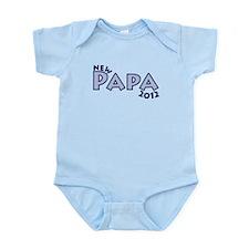 New Papa 2012 Infant Bodysuit
