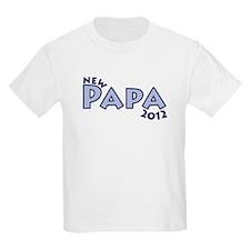 New Papa 2012 T-Shirt