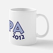 New Papa 2012 Mug