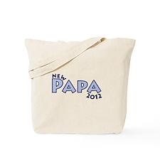 New Papa 2012 Tote Bag