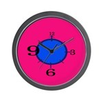 Travel Club Wall Clock