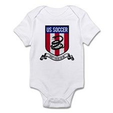 USA Soccer Infant Bodysuit
