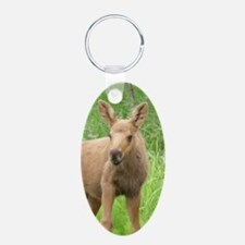 Moose Calf #01 Keychains