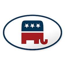 Republican elefant Stickers