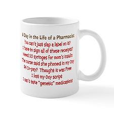 Pharmacist Humor Small Small Mug
