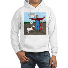 Scarecrow Fox and Hound Hoodie