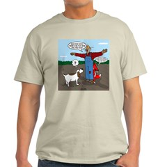 Scarecrow Fox and Hound T-Shirt