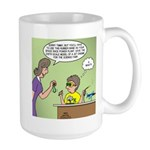 KNOTS Space Race Large Mug