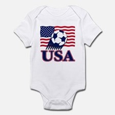 USA Soccer Onesie
