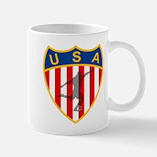 USA Soccer Mug