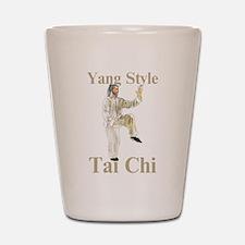 Yang Tai Chi Shot Glass