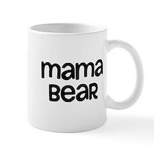 Mama Bear Small Mugs