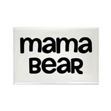 Mama Bear Rectangle Magnet