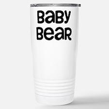 Baby Bear Thermos Mug