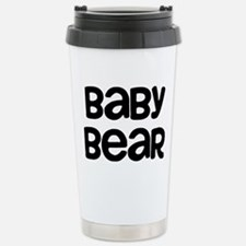Baby Bear Travel Mug