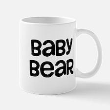 Baby Bear Small Small Mug