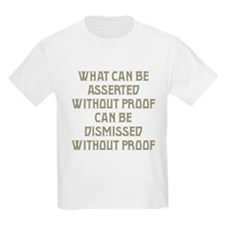 Without Proof T-Shirt
