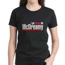 Steamy for McDreamy Tee