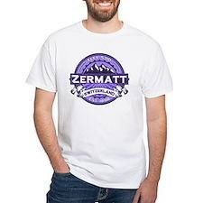 Zermatt Violet Shirt