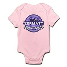 Zermatt Violet Infant Bodysuit