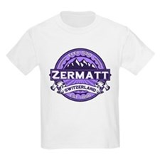 Zermatt Violet T-Shirt