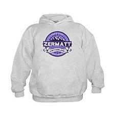 Zermatt Violet Hoodie