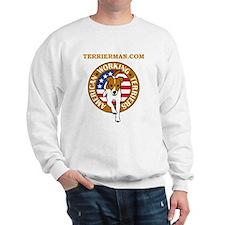 Cute Terrierman.com Sweatshirt