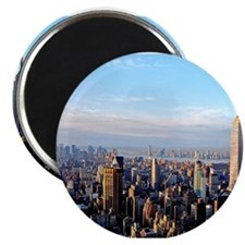 "Empire State Building:Skyline 2.25"" Magnet (100 pa"